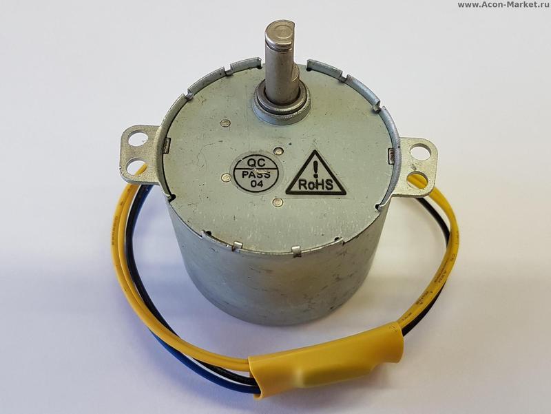 Электропривод 18 об/мин ПРМ-1(доз.насос) Акон