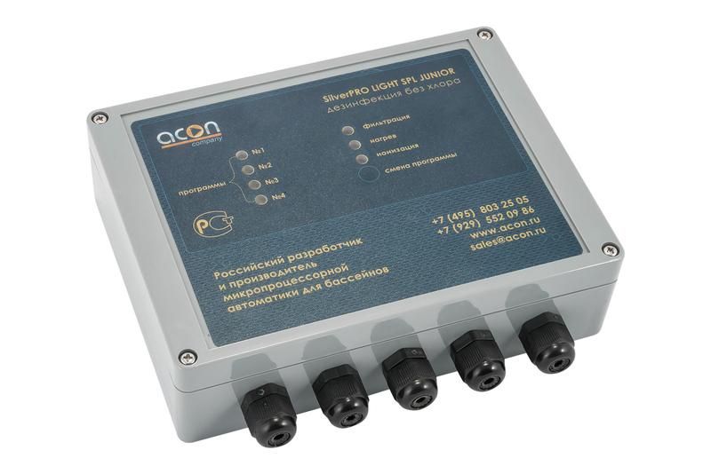 Ионизатор Акон SilverPro LIGHT JUNIOR до 12 м3