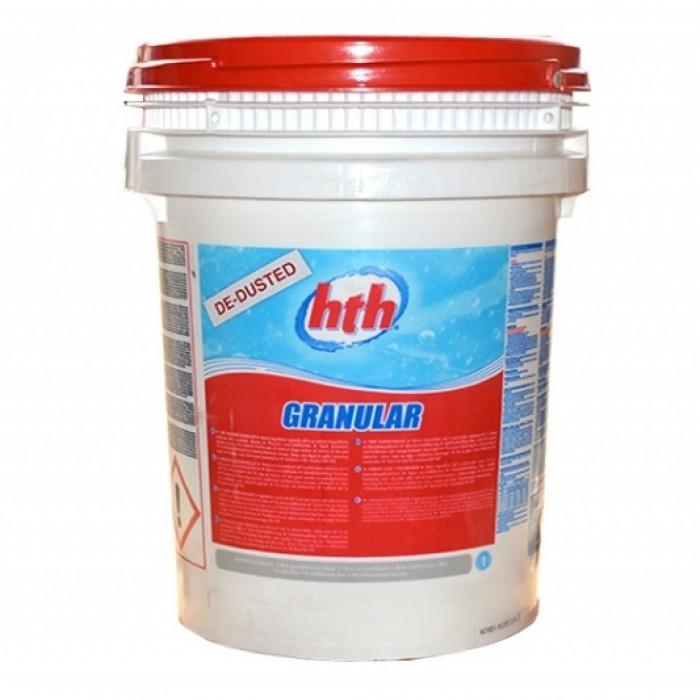 HTH - GRANULAR Хлор в гранулах 45кг 30735